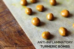 I've been reading lots about turmeric and wondering how to take it. This may be the answer.