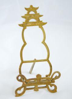 Oriental Brass Stand