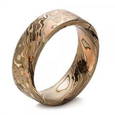 Custom Men S Moe Wedding Band 100673 Seattle Bellevue Joseph Jewelry