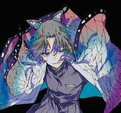 Kimetsu no Yaiba // 鬼滅の刃 // Blade of Demon Destruction // Demon Slayer: Kimetsu no Yaiba { 緋乃佰 / N_E_TkSa } Demon Slayer, Slayer Anime, Era Taisho, Anime Demon, Akira, Art Inspo, Haikyuu, Anime Art, Character Design