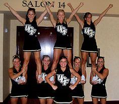UCF Cheerleading