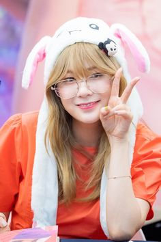 South Korean Girls, Korean Girl Groups, Oh Hayoung, Son Na Eun, Xuan Yi, Pink Panda, Indian Princess, Cheng Xiao, Fans Cafe