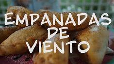 Empanadas de viento rellenas de queso Queso Mozzarella, Pretzel Bites, Relleno, Baked Potato, Potatoes, Bread, Baking, Ethnic Recipes, Food