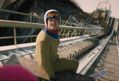 Does Eddie The Eagle soar of fall flat on its face?