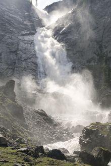 Kananaskis Country: Fossil Falls, Peter Lougheed Provincial Park