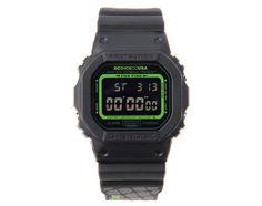 DC Shoes x Casio G-Shock – DW-5600 Watch