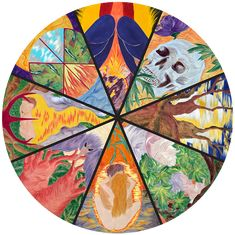 Kelten Seher Druiden Barden Hexen Magier Chemberi Tiadisa Ursol Spiritual