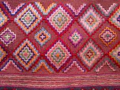 Handwoven tenun buna vintage from Arae, Timor island Indonesia