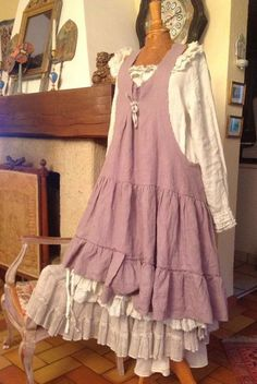 So shabby (wouldn't look good on me but I LUV it!)