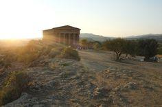 Tempio della Concordia_Agrigento_Sicily
