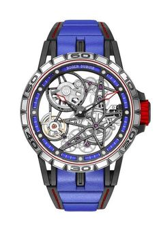 Roger Dubuis Excalibur Spider Skeleton Automatic - Front