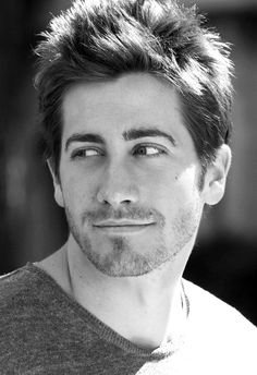 Jake Gyllenhaal - no caption required....the photo says it all....