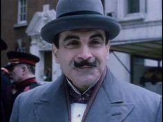 Hercule Poirot's Xmas