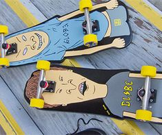 Beavis and Butthead Skateboards $126.95