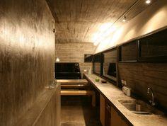 BAK Arquitectos   Casa de Hormigon