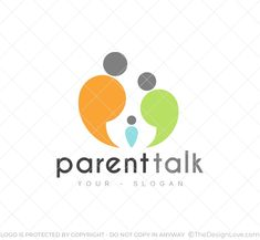 Branding for talk shows, child counselling, youtube channels, parenting websites, child psychology clinics. #logo #logoart #logodesign #logodesigner #business #startups #branding