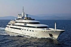 Luxury charter yacht OMEGA  charterworld.com