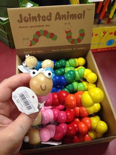 We've just been on a BIG buying trip. This is a cute little wooden worm used for kids on the spectrum. The kids can swivel and move the worms body around. Great fidget toy for kids that like to keep their hands busy. Sensory Therapy, Sensory Tools, Sensory Kids, Diy Fidget Toys, Fidget Tools, Autism Activities, Autism Resources, Calm Box, Weighted Blanket Diy