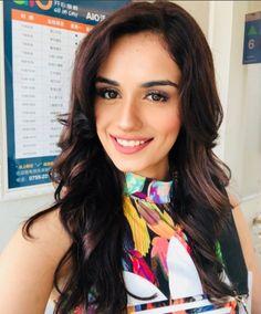 Miss India World 2017 Manushi Chhillar  #ManushiChhillar #BeautifulLadyIHaveEverSeen