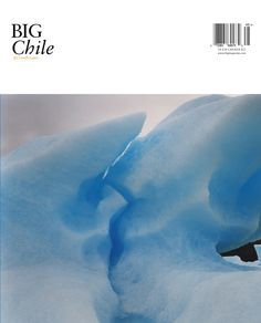 BIG magazine Issue 45, Landscapes: Chile | Cover Photo Mario Sorrenti | Cover Design David Lee | http://www.bigmagazine.com