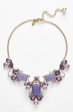 Lovely Kate Spade statement necklace