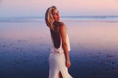 Dress by Magali Pascal. Shot in Bali
