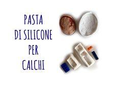 PASTA DI SILICONE  per Stampi e utilizzo /Simple Silicon Molds (Paste mo...