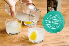 13 Easy-to-Mix Drinks That Should Be Your New Signature Cocktail — Entertaining Secret Weapons | Apartment Therapy