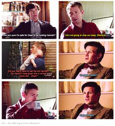 .gif - Superwholock Hamish - Just Having A Little Domestic by doomslock.tumblr.com.