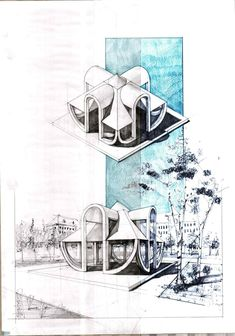 Architecture drawing and sketches vladbucur.ro Architecture drawing and sketches vladbucur. Architecture Concept Drawings, Architecture Sketchbook, Architecture Visualization, Architecture Design, Architecture Diagrams, Interior Design Sketches, Sketch Design, Illustration, Drawing Ideas