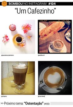 """Bombou no Instagram #124 - """"Um cafezinho"""" - http://epoca.globo.com/colunas-e-blogs/bombou-na-web/noticia/2015/02/melhores-fotos-de-um-cafezinho-no-bbombou-no-instagramb.html"""