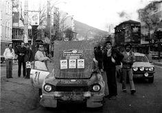 1978 YEŞİL BURSA RALLİSİ - ATATÜRK CADDESİ