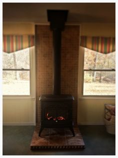 Wood, Home Appliances, Direct Vent, Hearth, Fireplace Logs, Home Decor, Stove, Fireplace, Wood Stove