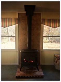 Fireplace Logs, Hearth, Alabama, Stove, Southern, Home Appliances, Wood, Home Decor, Log Burner