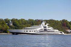 Blohm and Voss - M/Y Palladium - AJ MacDonald - Yacht Broker - ajmacdonald@camperandnicholsons.com