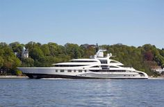 Megayacht Blohm and Voss - Palladium. Amazing, luxury, awesome, expensive, enormous, giant, modern, exclusive boat & yacht. Increible, lujoso, espectacular, caro, enorme, gigante, moderno, exclusivo barco/yate.