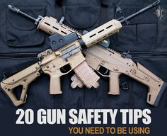 Whether a gun owner or user is a novice or professional, an accident could occur if the individual is not serious about practicing proper safety techniques. Carefully practice the following gun safety tips to avoid hurting someone that you are trying to protect, harming yourself or causing damage to your or others people's property. http://www.readytribe.com/20-gun-safety-tips-you-should-know/ Find our speedloader now! http://www.amazon.com/shops/raeind