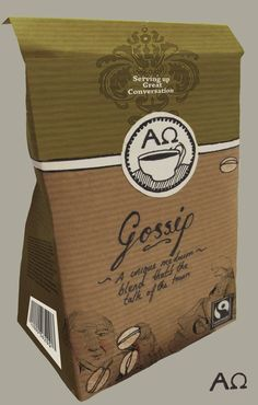 coffee packaging design | COFFEE HOUSE Project: Packaging Design by *Abigail-Scott on deviantART