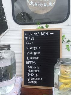 Drinks Menu, what would you like? Caravan Bar, Drink Menu, Wines, Beer, Party, Root Beer, Fiesta Party, Receptions, Parties