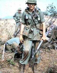 Lt. Tom Jones 1/14 Inf