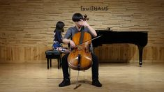 Libertango, Astor Piazzolla, Cello by Junghoon Han Cello, Violin, Music Therapy, Music Instruments, Songs, Youtube, Live, Style, Musical Instruments