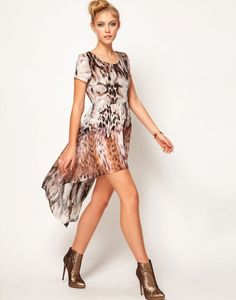 2013 Spring and Summer Fashion Trends – The Return of High – Low Hemlines Urban Dresses, Urban Outfits, Outfits For Teens, School Outfits, Summer Outfits, Summer Dresses, Celebrity Summer Style, Urban Apparel, Kids Clothes Patterns
