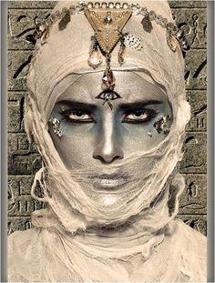 GOZF fantasy makeup 12// the beauty mummy