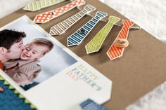 Best Dad Ever- Stampin' Up!: