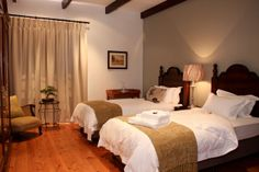 Manor House bedroom (Twin) Home Bedroom, Merle, South Africa, Twin, House, Furniture, Home Decor, Decoration Home, Room Decor