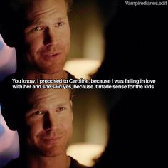 """I realllllyyy ship Steroline but I don't want another one of Alaric's """"loves"""" to be taken away from him."""
