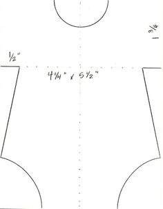 ONESIE TEMPLATE... hopefully by the time I  get better with my sewing machine, people I know will still be makin' babies.