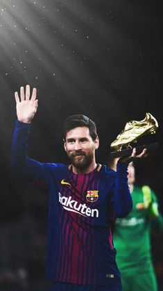 Messi - The Best Player of All time. Lional Messi, Messi Soccer, Neymar, God Of Football, Best Football Team, Watch Football, Fifa, Lionel Messi Family, Fc Barcelona Players