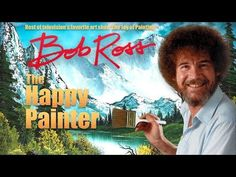 (3) Bob Ross: The Happy Painter - Full Documentary - YouTube