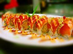 Gator Roll by Sino 1 Chinese & Sushi in Orlando, FL